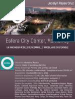 ESFERA CITY CENTER MONTERREY - URBANISMO