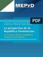 La perspectiva de la República Dominicana Isidoro Santana