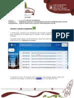 CE-005-20 ACCESO Y USO DE CLASSROOM