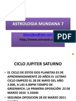 ASTROLOGIA MUNDANA 7