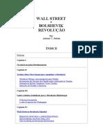 Antonny Sutton - Wall Street e Ascensao de Hitler
