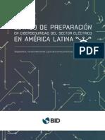 Estado de preparación en Ciberseguridad en el sector eléctrico en america