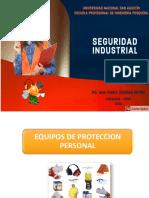 Cap. 5.4 Prevencion de accidentes EPP, Prot maquinarias , Señalizaciones