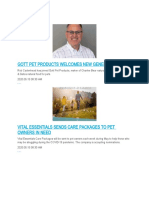 Highlighted links_Pet Industry_4.16-5-15