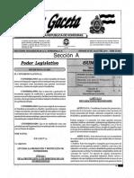 Decreto 51-2011.LEY PARA LA PROMOCIÓN Y PROTECCIÓN DE INVERSIONES