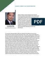 Deforestación en ESA y su impacto que inciden en mayores desastres naturales-Luis Enrique Campos CNJ