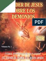 El Poder de Jesus sobre los demonios - Pr. Ricardo Claure.pdf