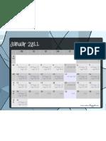 Calendar Quranlesung1