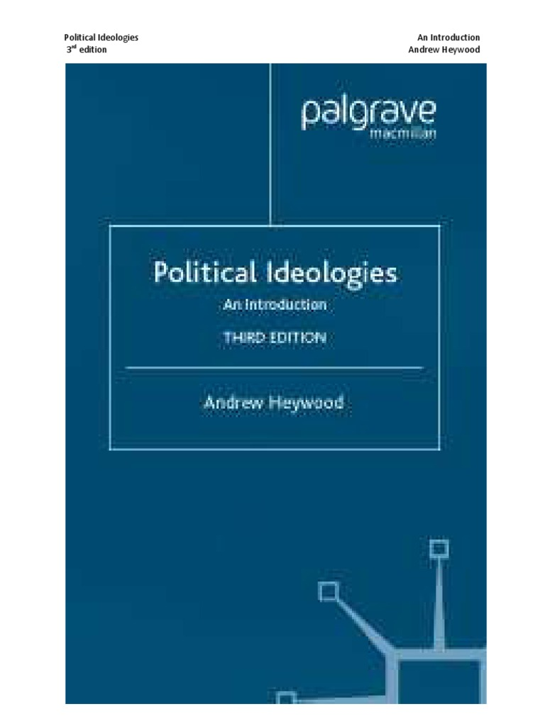 Andrew Heywood Political Theory Pdf