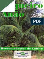 Coqueiro Anão - Recomendações de Cultivo