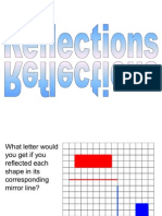 Reflections Revision and Practise