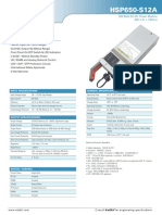 Technical Specs 2-pager