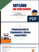 Potenciación II Exponente y bases especiales (1).pptx