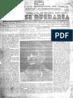 A Classe Operária - maio 1935