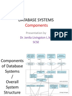 5-Database System Components