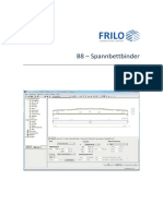 B8 Frilo Spanbettbinder