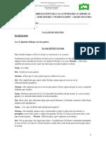 Taller de flexibilización - 01-06-2020
