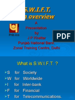 swift an overview
