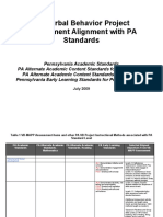VB Project Standards aligned-early pre-K
