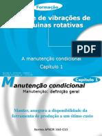 Análise de vibração de máquinas rotativas 4