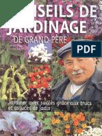 Conseils de Jardinage de Grand-Pere