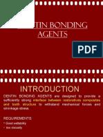 Dentin Bonding Agents