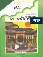 El Misterio Del Leon De Piedra