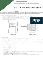 RESUMO COMPACTO DA NBR 9050_2015 – PARTE I – arquiconcurseiros