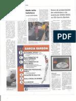 Datas de matrícula 2020-2021 no IES García Barbón