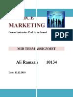 Ali Ramzan MId