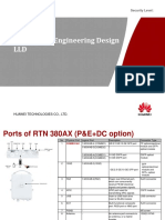 380AX Engineering Design-Microwave LLD (For Zain)