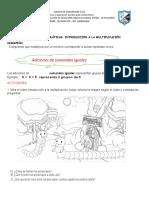 GUIA MATEMATICAS. INTRODUCCION A LA MULTIPLICACION.docx
