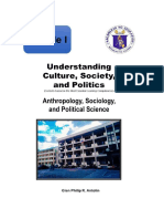 UCSP Module I Anthropology, Sociology, and Political Science No Pics.pdf