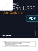 Lenovo-U330_user_manual