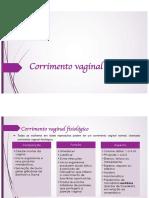 Corrimento vaginal e vulvovaginites