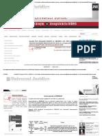 """Decizia ÎCCJ (Complet DCD_C) nr. 28_2015_ Art. 478 (""""Limitele efectului devolutiv determinate de ceea ce s-a supus judecăţii la prima instanţă"""") alin. (4) Cod procedură civilă _ Universul Juridic"""
