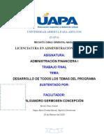 BORRADOR DE ADM FINANCIERA I