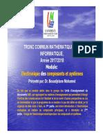 Chapitre I Electronique des composants et systèmes.pdf