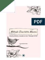 Estudo preliminar do livro -Educação no lar- - Charlotte Mason