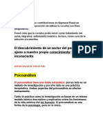 APOYO DE LA EXPOSICION DE FREUD 2020