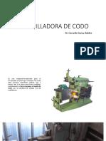 LA CEPILLADORA DE CODO