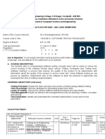 software Testing course plan.doc