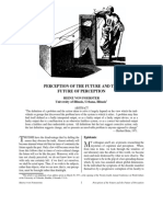 1970 Von Foerster Perception of the future and the suture of perception.pdf