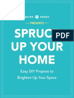 Spruce Up Your Home Sampler
