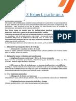 Excel Expert 2013
