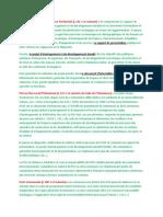 plans, documents et opérations d'urbanisme