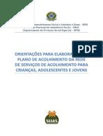 Orientações para elaboração do plano de acolhimento da rede de serviços de acolhimento para crianças, adolescentes e jovens - NECA - plano_de_acolhimento.pdf