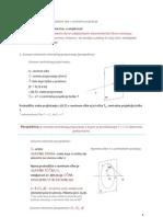 TTF- odgovori na pitanja za usmeni, nacrtna geometrija