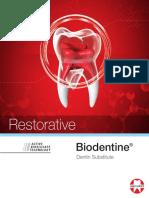 Biodentine, Septodont-brosura restorativa.pdf