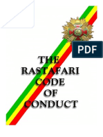 THE RASTAFARI CODE OF CONDUCT